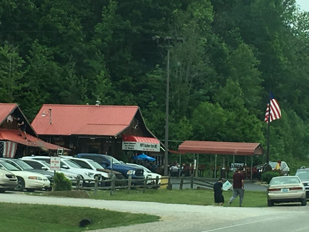 travel kentucky, kentucky travel, pops bbq, pop's southern style bbq, daniel boone forest, morehead ky, rowan county ky